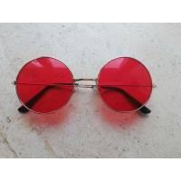 Стильные круглые очки в ретро-стиле