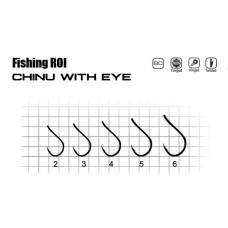 Гачки Chinu with Eye №2