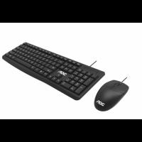 Комплект клавіатура + миша USB AOC KM151