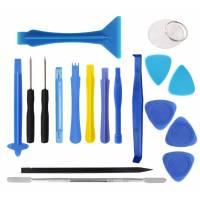 Набор инструментов для вскрытия корпусов разборки ремонта телефонов 18в1
