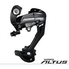 Переключатель задний Shimano Altus RD-M370 9зв.