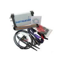 Осцилограф USB приставка ISDS205X, DDS, лог аналізатор, 2 каналу 20МГц