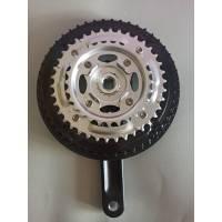 Шатуни для велосипеда Prowheel  48-38-28