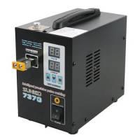 Апарат контактного точкового зварювання для АКБ 18650, 800A, Sunkko 737G