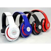 Навушники бездротові Bluetooth гарнітура P15 MicroSD FM