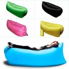 Ламзак- надувний Матрац, мішок, диван, крісло, гамак, шезлонг