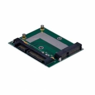 Переходник mSATA SSD Mini PCI-E - SATA 2.5