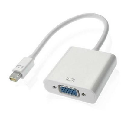 Адаптер, Конвертер Перехідник Apple Mini Displayport-VGA для Macbook
