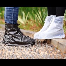 Дождевик для обуви - элегантные бахилы размеры