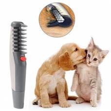 Гребінець для чищення шерсті домашніх тварин