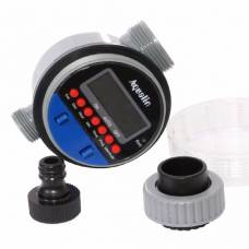 Автоматичний таймер поливу, подачі води з кульовим клапаном цифр. упр