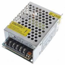 Блок питания перфорированный 12В 3.33А 40Вт для LED-лент CCTV