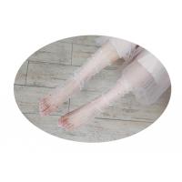 Прозрачные носочки со звездочками кружевные носочки
