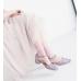 Прозорі однотонні шкарпетки для дівчат
