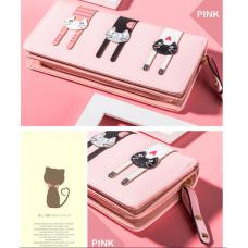 Жіночий гаманець Три кошеняти