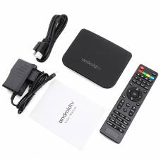 T2 тюнер - VONTAR DVB-T2/T Android ТВ Box M8S