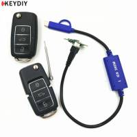Программатор генератор авто чип ключей под Android KEYDIY MINI KD