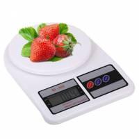 Електронні кухонні ваги 7 кг, точність 1 г, SF-400