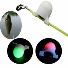 Сигнализатор поклевки светодиодный для ночной ловли маячок на рыбалку  и не только