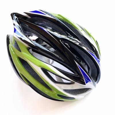 Велосипедный шлем велошлем вело шолом велосипедний шолом размер регулируется