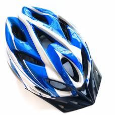 Велосипедний шолом велошлем велошолом велосипедний шолом з козирком розмір регулюється