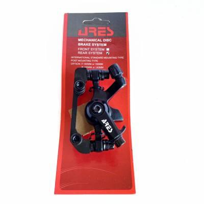 Тормозная машинка тормоз дисковый ARES калипер MDA08 задний механический
