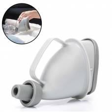 Екстрений пісуар лійка портативний туалет автомобільний для дітей, чоловіків і жінок
