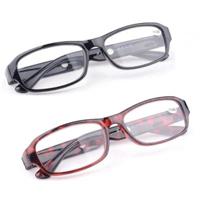 Пластиковые очки для чтения +300 / +350 / +400