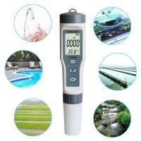 Універсальний TDS / рН / Temp метр EZ9901 (з термометром, змінним електродом, АТС)