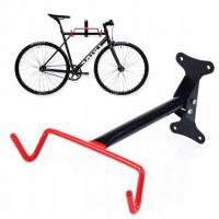 Крепление крепеж велосипеда на стену за раму