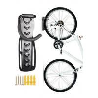 Кріплення тримач для велосипеда на стіну за колесо