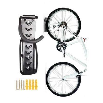 Крепление крепеж для велосипеда на стену за колесо
