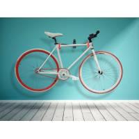Кріплення регульоване тримач велосипеда на стіну за раму поворотне