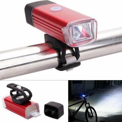 Велофара Machfally QD001 передний фонарь велофонарь для велосипеда с USB зарядкой фонарик для электросамоката