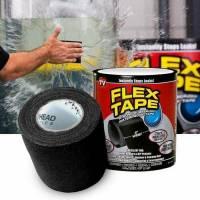 Водонепроникна ізоляційна стрічка FLEX TAPE 300X30 см. прорезинена