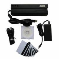 Енкодер пластикових магнітних карт MSR606 MSR206