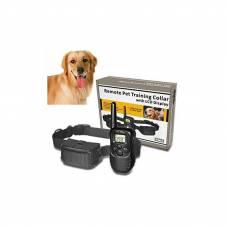 Ошийник для дресирування собак з пультом ДУ