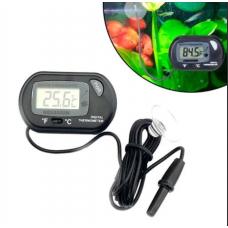 Термометр цифровий для акваріума з ЖК-дисплеєм і виносним датчиком