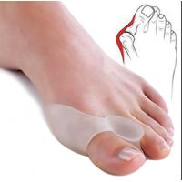 Силиконовая накладка (вариант 2) для шишки на ноге