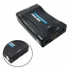 HDMI - SCART адаптер конвертер видео аудио до 1080p 60fps