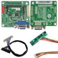 Универсальный контроллер ЖК матриц, скалер MT561-B V2.1