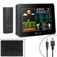Метеостанція USB + бездротова з виносним датчиком Digoo DG-TH8868