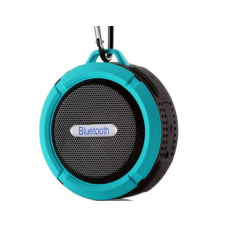 Портативная переносная Bluetooth-колонка с карабином