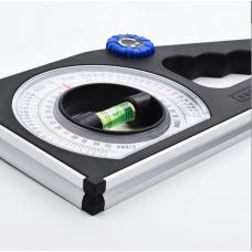 Прибор для измерения угла наклона спирального уровня угломер