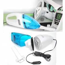 Автомобильный пылесос портативный Vacuum Cleaner 60W 12V  в прикуриватель
