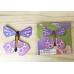 Летающая бабочка сюрприз в открытку бабочка в открытку