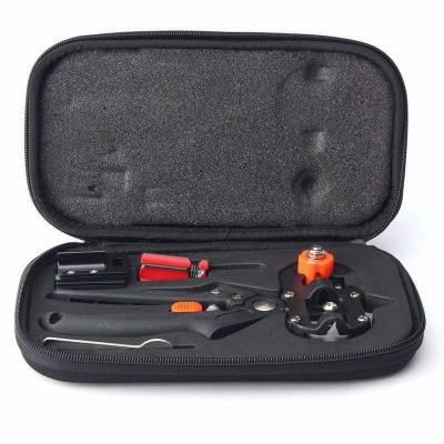 Професійний Секатор для щеплень садовий 3 ножа, садові ножиці
