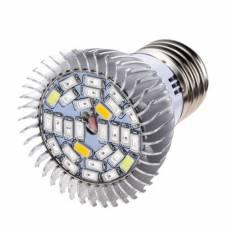 Фітолампа для рослин, повний спектр E27, 28 LED 28Вт