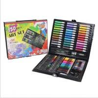 Набір для малювання та творчості Art set 150 предметів в кейсі для перенесення