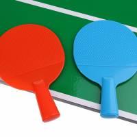 Мини портативный настольный теннис пинг-понг настольная игра набор для детей